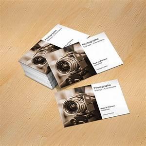 Carte De Visite Original : carte de visite photographe mod le s pia personnaliser ~ Melissatoandfro.com Idées de Décoration