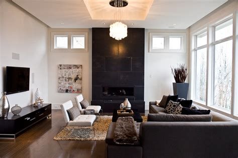 contemporary living rooms modern classic modern living room vancouver by Classic
