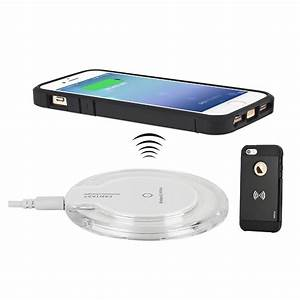 Iphone Wireless Charger : wireless charging receiver for iphone 5 6 7 ~ Jslefanu.com Haus und Dekorationen