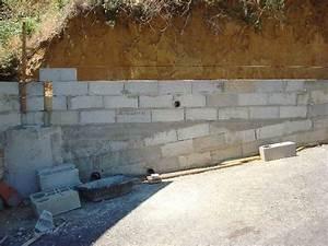 Monter Mur En Parpaing : comment monter une murette en parpaing droit sur un ~ Premium-room.com Idées de Décoration