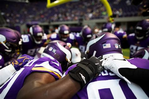 vikings  seahawks   numbers