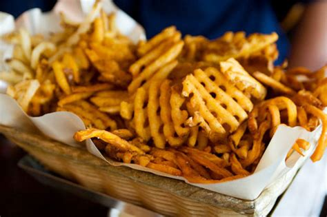 tgi fry day french fries  rare bar grill  eats