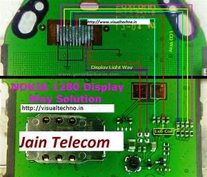 Nokia 1280  U0026quot Display Ways U0026quot