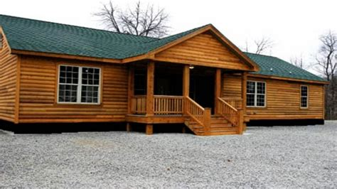 Double Wide Mobile Homes Double Wide Log Mobile Home ...