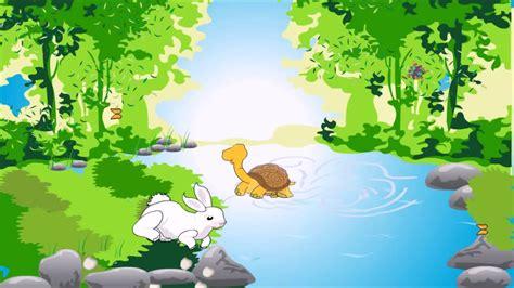 rabbit  tortoise  animation film youtube