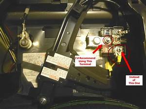 Where To Connect Power Wire Of Tow Ready 118578 Trailer