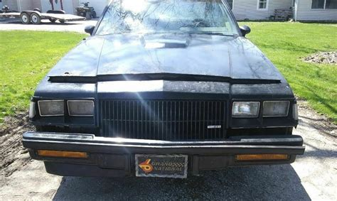 Turbo Buick Parts by Turbo Parts Car 1987 Buick Grand National