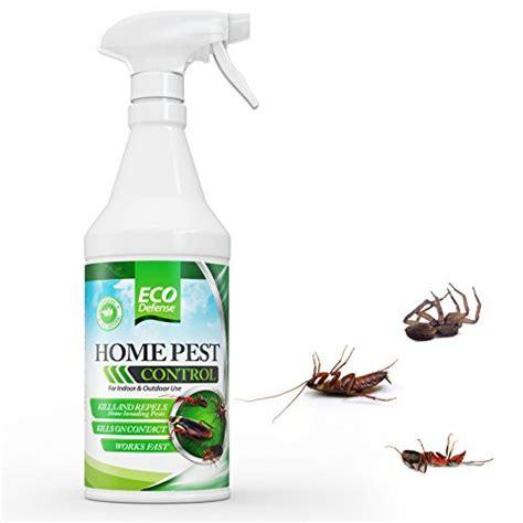 Eco Defense Organic Home Pest Control Spray Kills