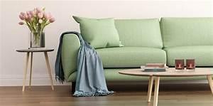 Canape Vert Emeraude : tendance d co le vert greenery lu couleur pantone de l 39 ann e darty vous ~ Teatrodelosmanantiales.com Idées de Décoration