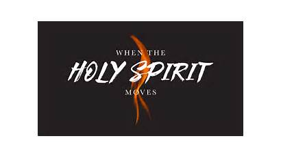 Holy Spirit Moves Waters Jan