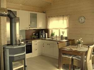stunning maison de jardin bois habitable photos awesome With lovely maison toit plat bois 13 fabricant constructeur de kits chalets en bois habitables