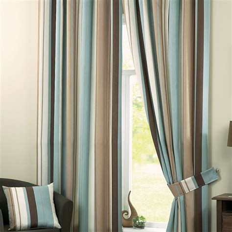Whitworth Duck Egg Eyelet Ready Made Curtains   Eyelet