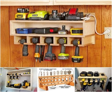 Tool Storage Tool Storage Ideas For Small Spaces