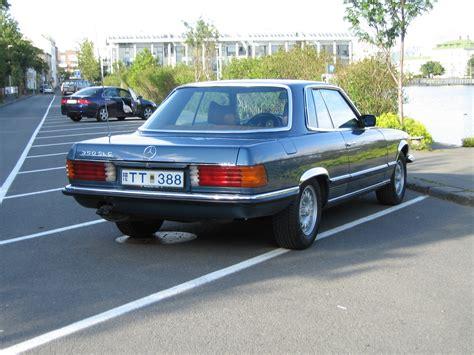 Mercedes Sl Class Modification schuster107 1972 mercedes sl class specs photos