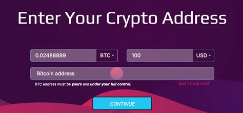 Afterwards, you just need to open an account with the exchange and verify your identity, usually via id document upload. How to Buy Bitcoin with Credit Card in 2019 - CryptoFish