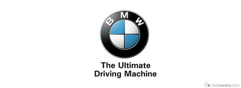 Bmw Slogan by The Ultimate Driving Machine Logo Covers