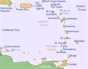 List of Caribbean Islands Countries
