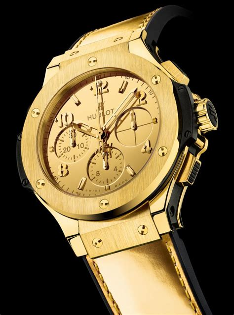 uhr hublot neue uhr hublot big zegg cerlatti yellow gold uhrforum