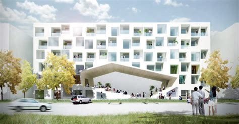 Netherlands Architecture Institute Housing With A Mission