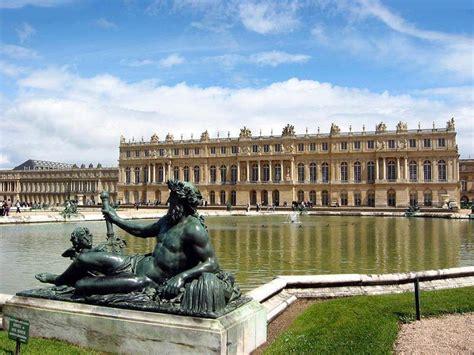 Версальский дворец фото для презентации