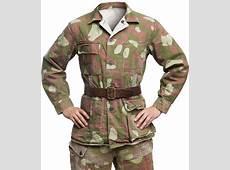 Finnish M62 camouflage jacket, surplus Varustelekacom