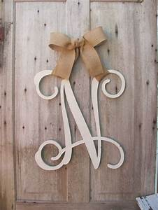 best 25 wood monogram ideas on pinterest pallet wall With exterior wood letters