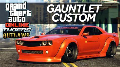 Gta 5 6str Bravado Gauntlet Custom [add-on