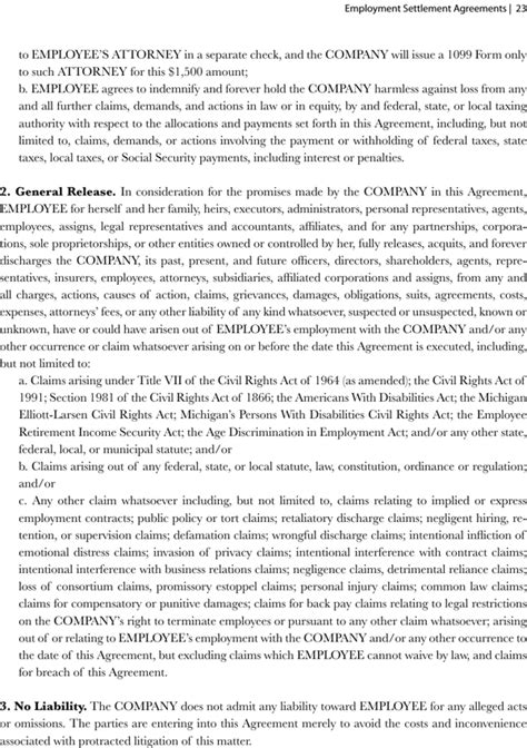 Download Confidentiality Settlement Agreements For Employment Case Sample for Free   Page 13