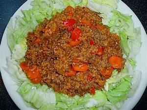 Bulgur Rezepte Vegetarisch : bulgur mit hackfleisch rezept mit bild von tob1001 ~ Lizthompson.info Haus und Dekorationen
