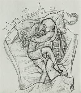 Cuddling Sketch | www.imgkid.com - The Image Kid Has It!