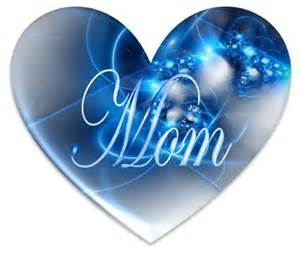 I Love You Mom Hearts
