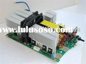 Circuit Diagram Inverter Welding Machine  Circuit Diagram