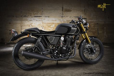 Modification Cleveland Cyclewerks Misfit by Cleveland Cyclewerks Media