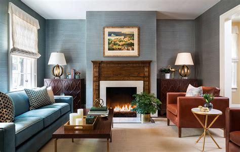 bossy color interior design  annie elliott greater
