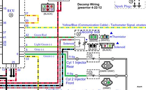 Xv1700 Wiring Diagram by Decompression Solenoid Built To Fail Road Warrior