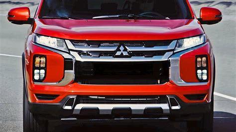 2020 Mitsubishi Outlander Sport by 2020 Mitsubishi Outlander Sport Vs Ford Escape Bolidenforum