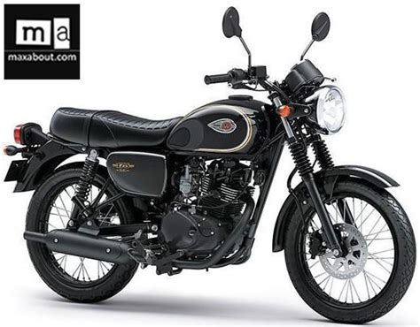 Kawasaki W175 Image by Kawasaki W175 Price Specs Images Mileage Colors