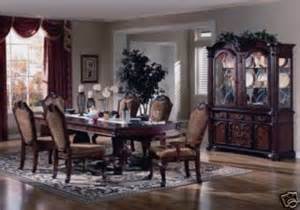 american of martinsville formal dining room set table 6 chairs china cabinet nj on popscreen