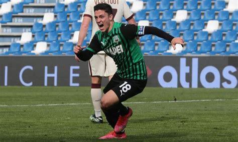 Raspadori affronta la 'sua' Inter: l'idolo Eto'o, quel no ...