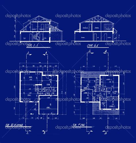 blueprints of houses blueprints houses interior4you