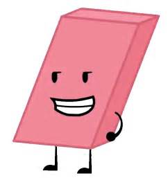 Eraser From BFDI