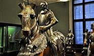Royal horse armor of Holy Roman Emperor Frederick III ...