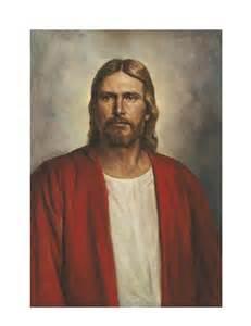 Del Parson Jesus Christ Smiling