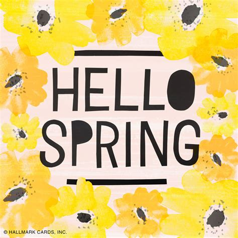 Hello Spring Pictures, Photos, And Images For Facebook