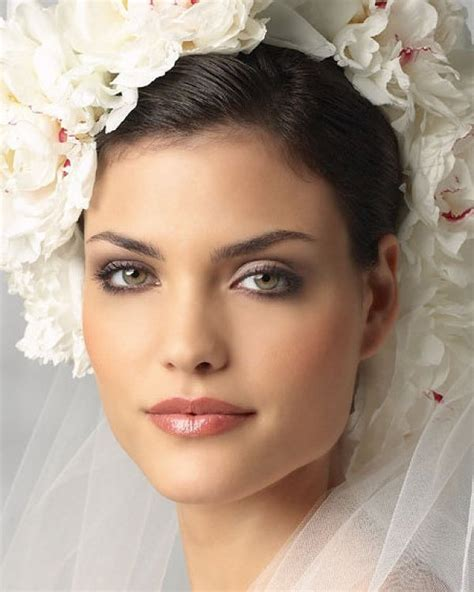 Romantic Wedding Makeup Ideas Pretty Designs