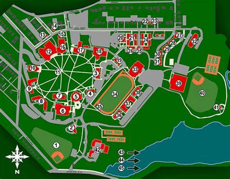 Campus Map | Lynchburg College | Lynchburg College | Flickr