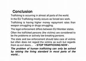 research paper topics on human trafficking