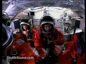 STS-118 Launch Cockpit Video - YouTube