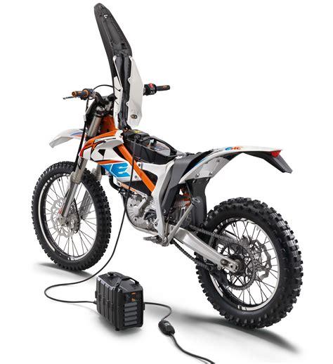ktm freeride  xc electric motorcycle coming