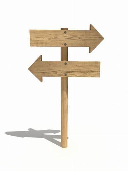 Signpost Sign Clipart Clip Vector Library Arrows